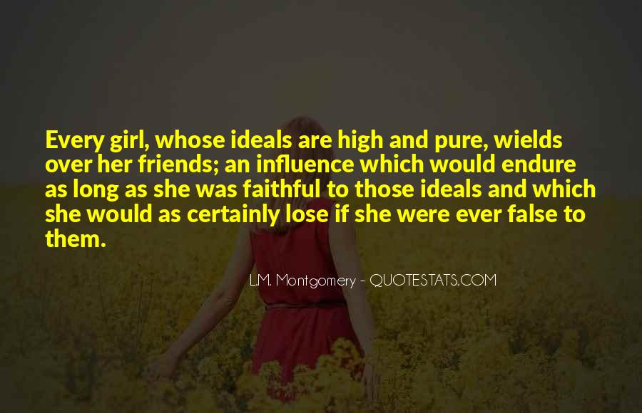 All Every Girl Wants Quotes #84401