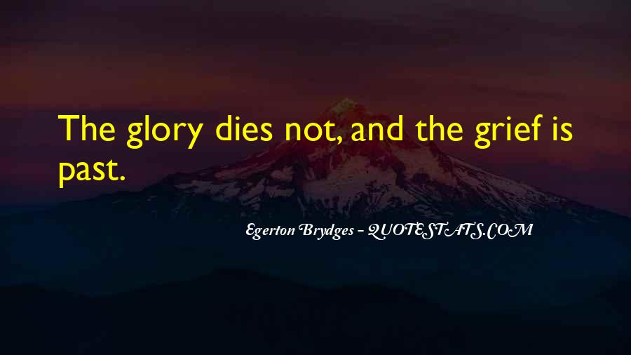 All For God's Glory Quotes #17379