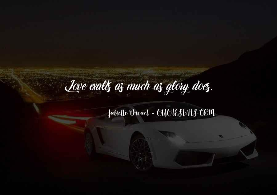 All For God's Glory Quotes #21830