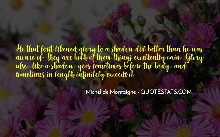 All For God's Glory Quotes #22489