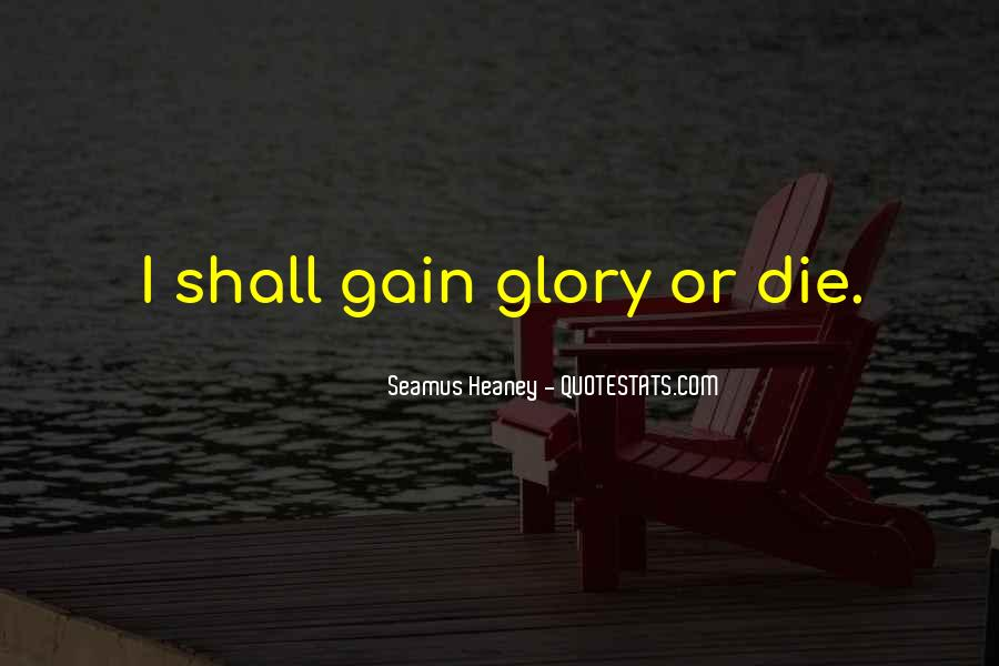 All For God's Glory Quotes #22787