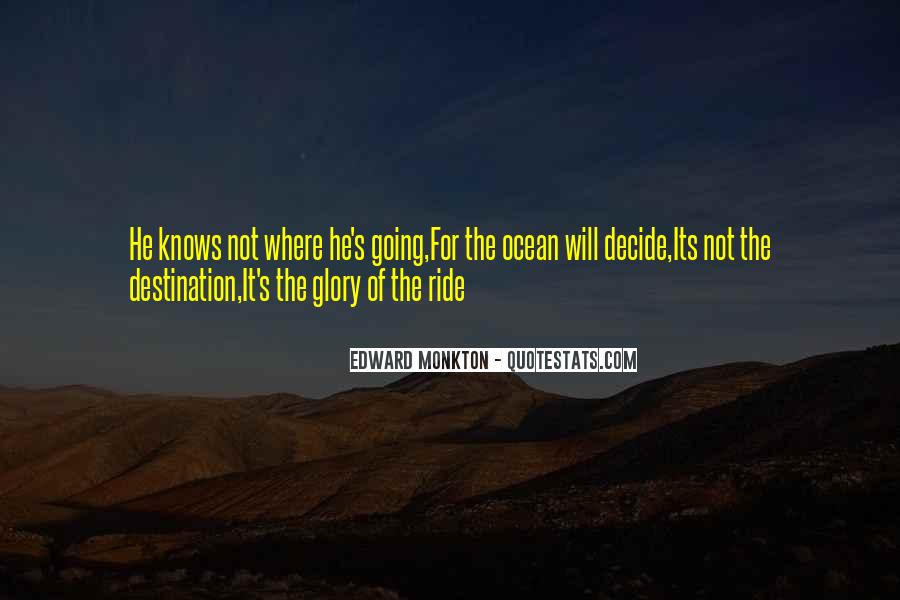 All For God's Glory Quotes #40521