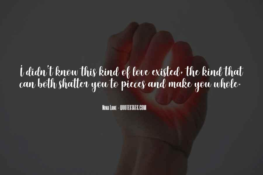 All Kind Of Love Quotes #2588