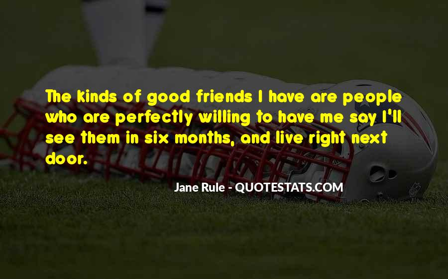 All Kinds Of Friends Quotes #1801306