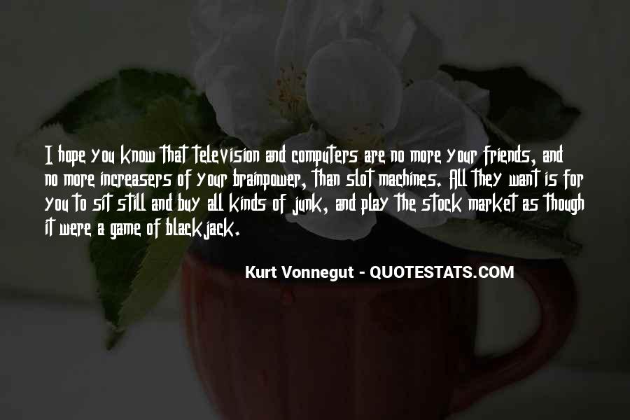 All Kinds Of Friends Quotes #765673