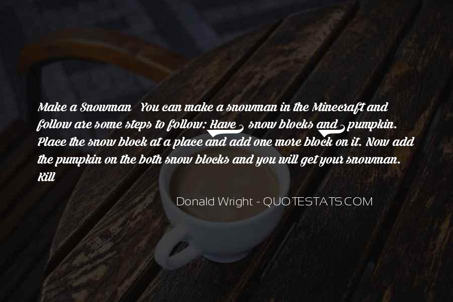All Minecraft Quotes #802738