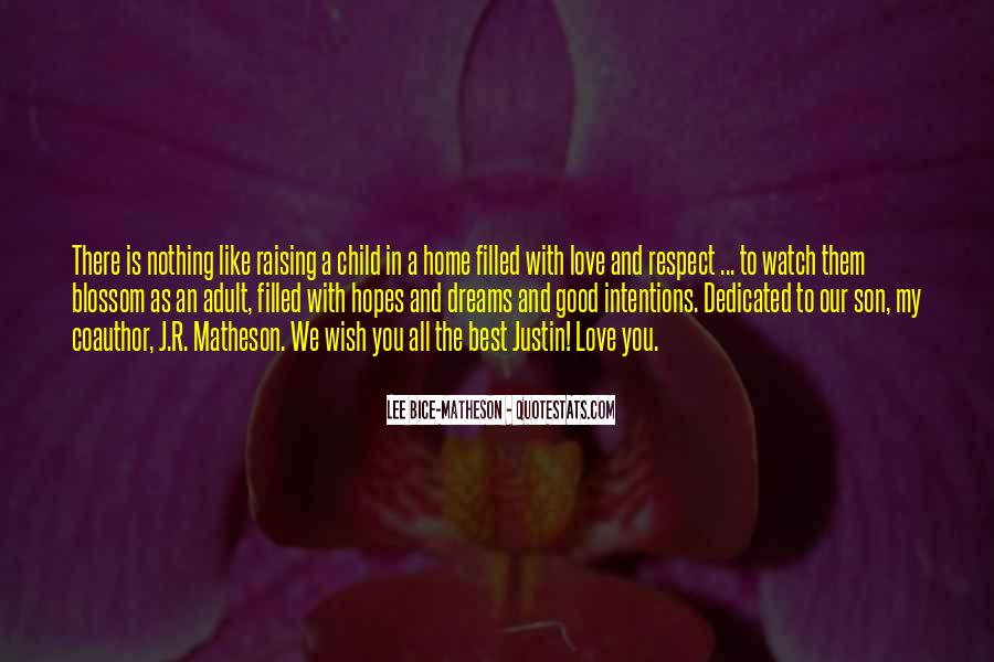 All My Respect To You Quotes #1670553