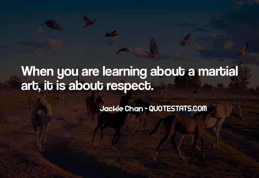 All My Respect To You Quotes #4178