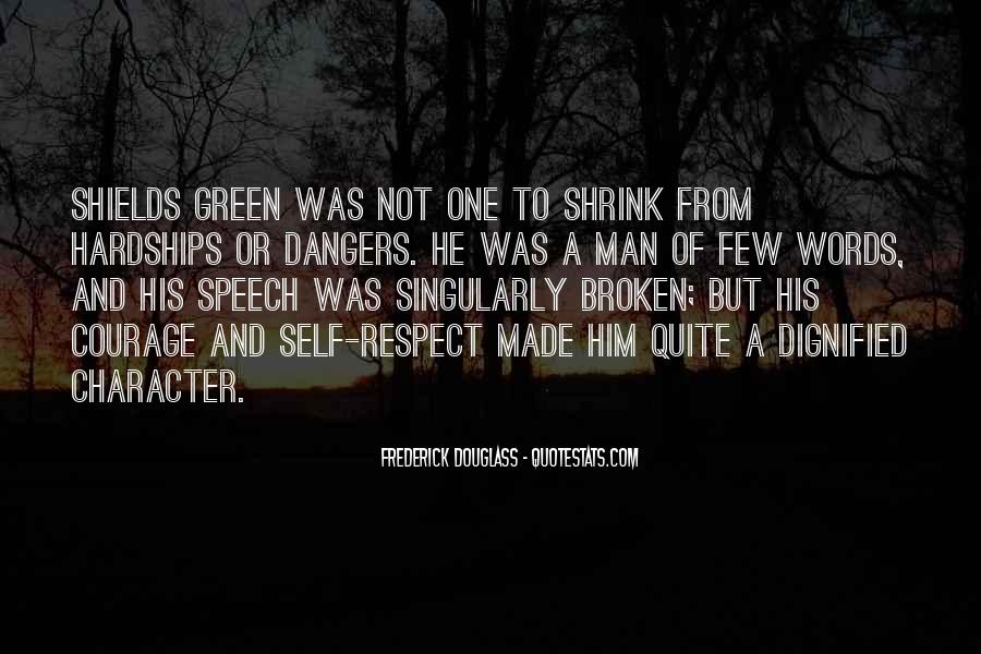 All My Respect To You Quotes #6102