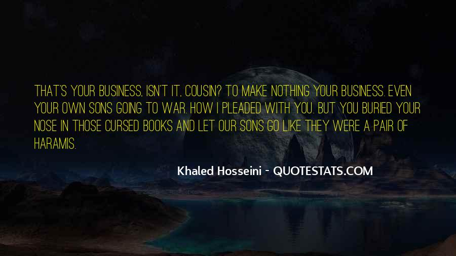 All My Sons Business Quotes #1492604