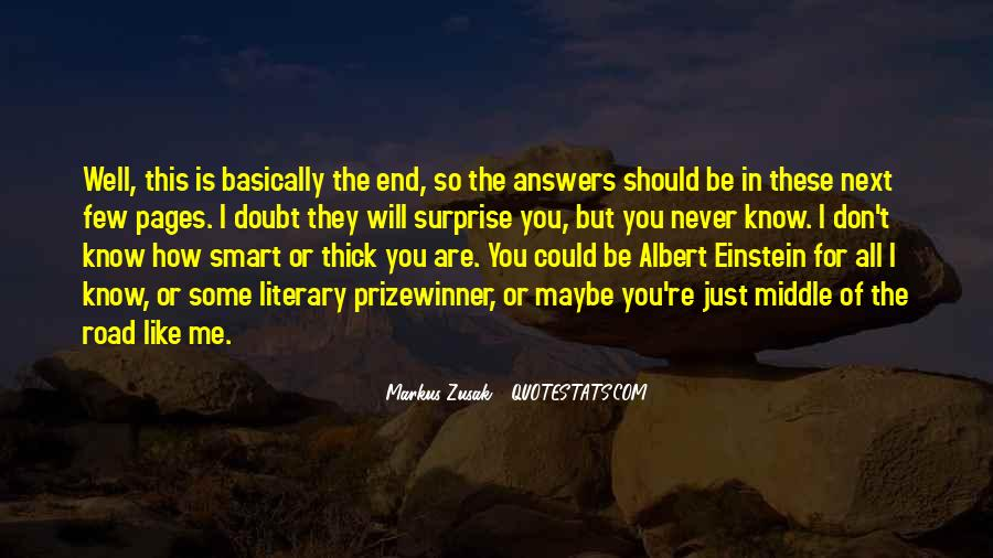All Of Albert Einstein Quotes #1636563
