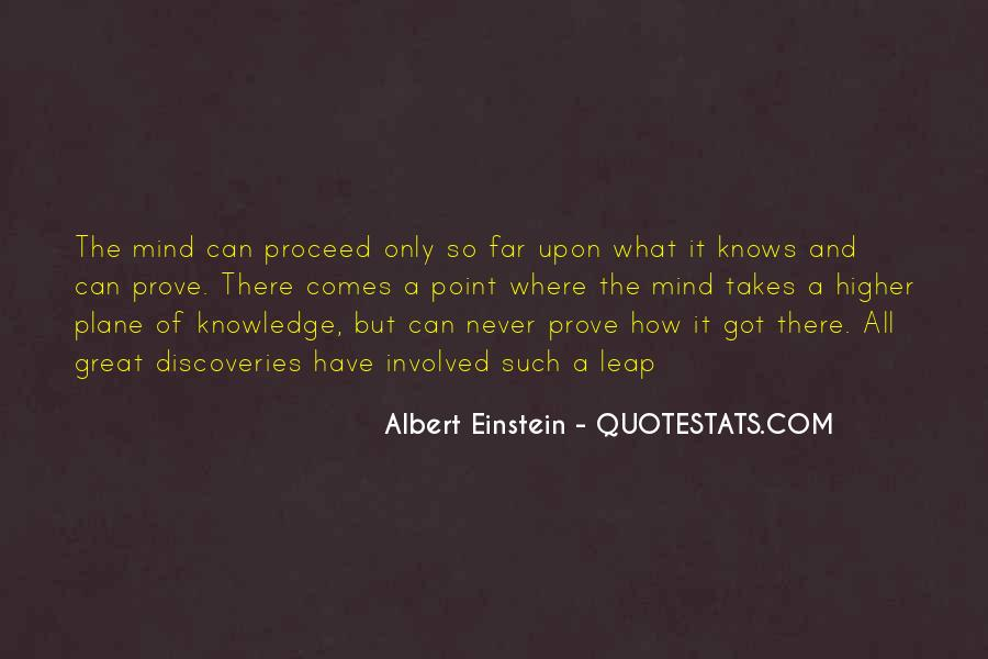 All Of Albert Einstein Quotes #242395
