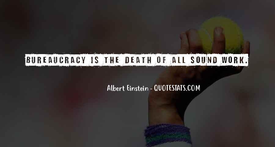 All Of Albert Einstein Quotes #294034