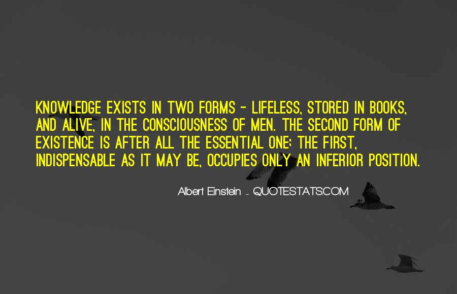 All Of Albert Einstein Quotes #472037