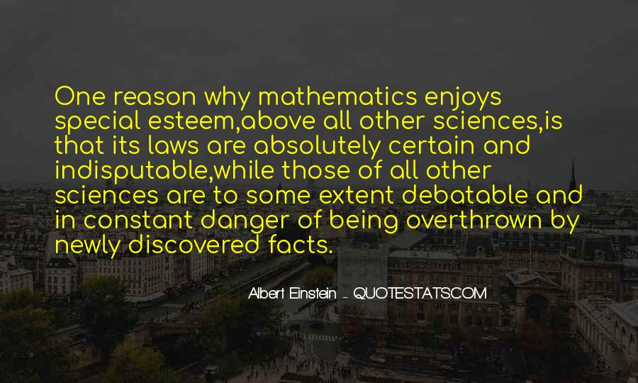 All Of Albert Einstein Quotes #674047