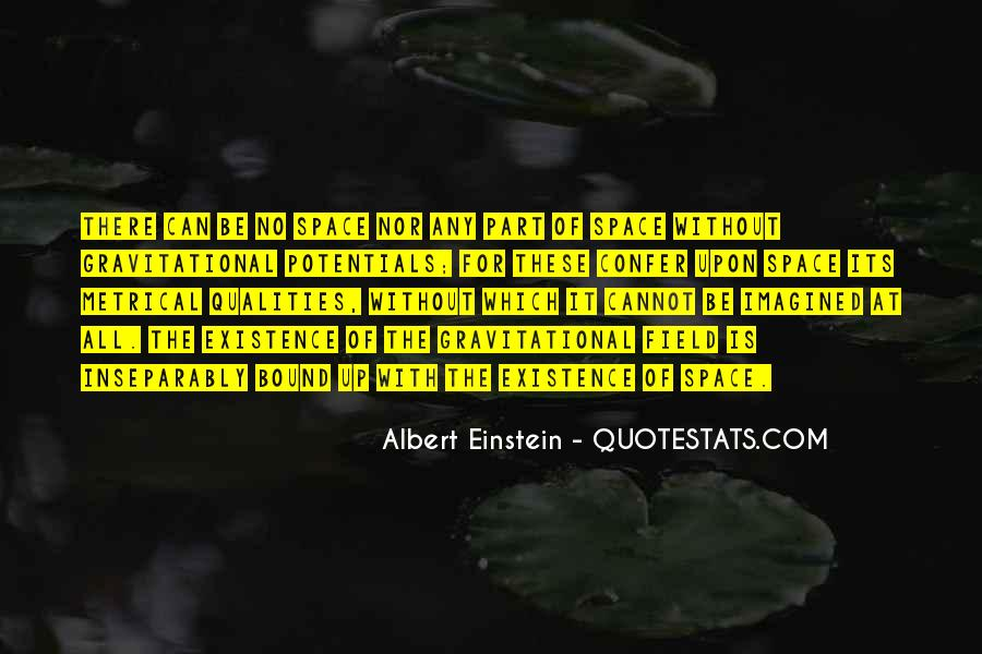 All Of Albert Einstein Quotes #916307