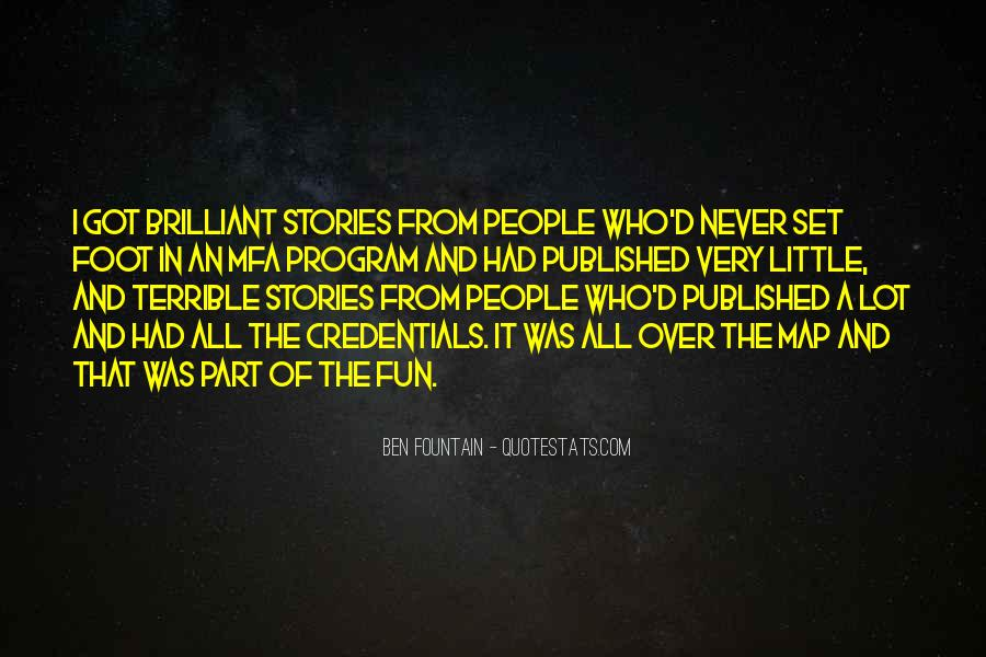 All Over It Quotes #15336