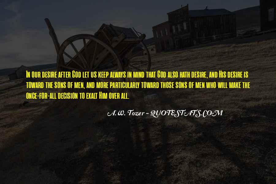 All Sons Quotes #1047170
