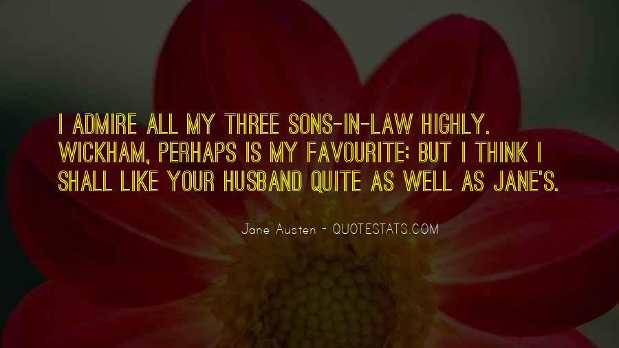 All Sons Quotes #167178