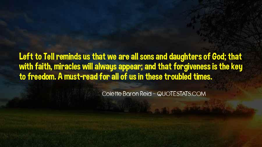 All Sons Quotes #266034
