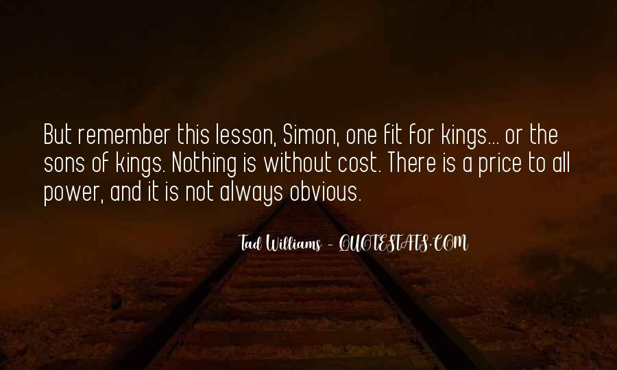 All Sons Quotes #345267