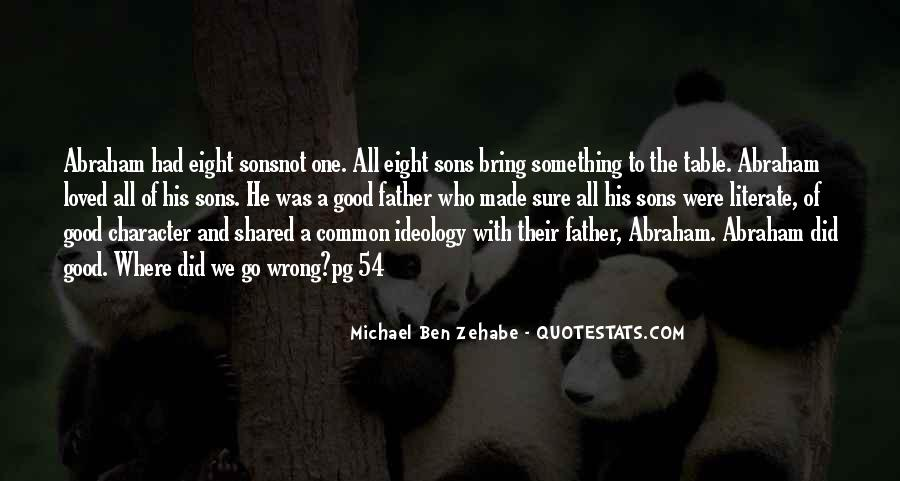 All Sons Quotes #348065