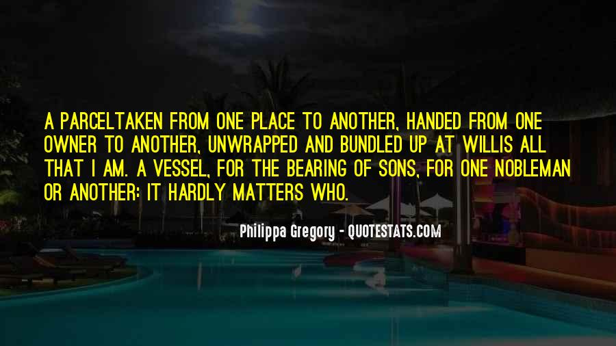 All Sons Quotes #53470