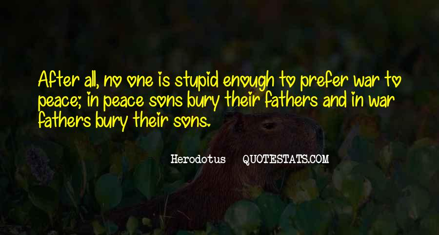 All Sons Quotes #611450