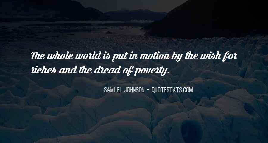 All The Riches In The World Quotes #573819