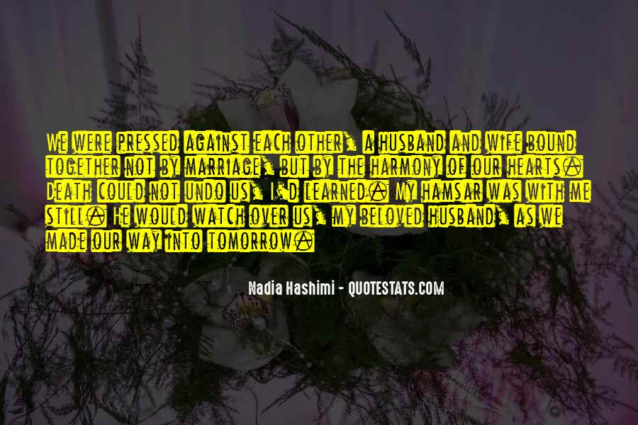 Quotes About Nadia #111236