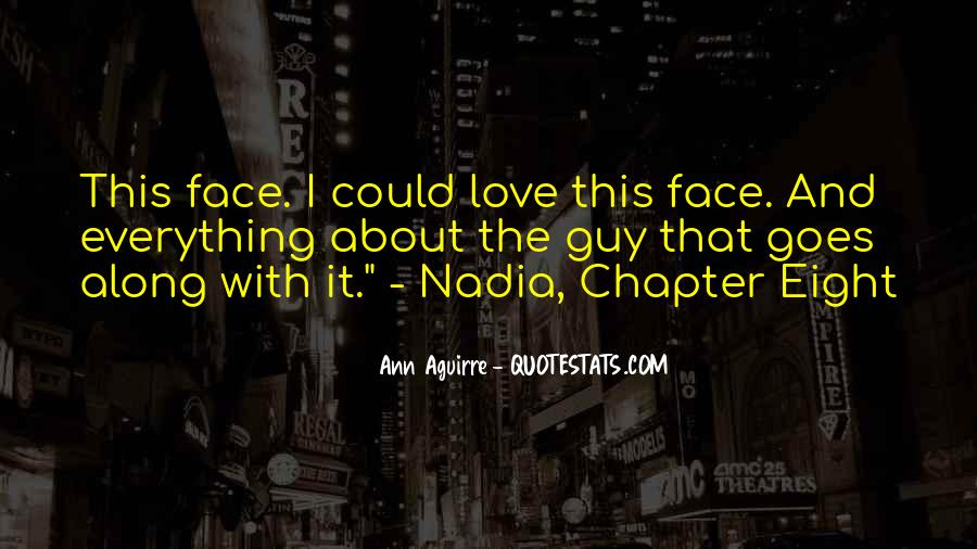 Quotes About Nadia #23992