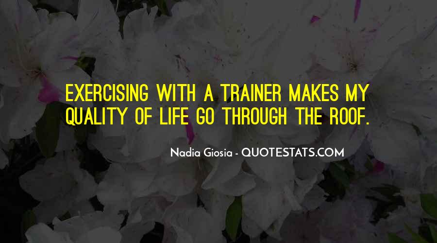 Quotes About Nadia #264658