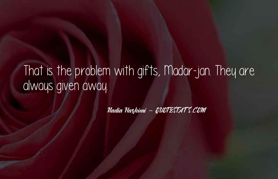 Quotes About Nadia #284143