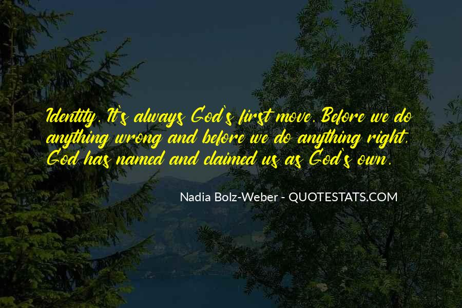 Quotes About Nadia #328662