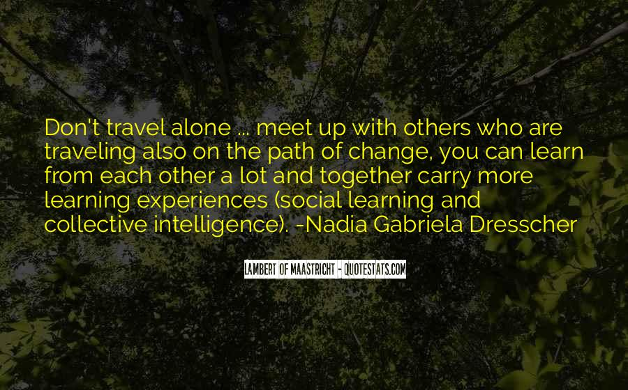 Quotes About Nadia #36500