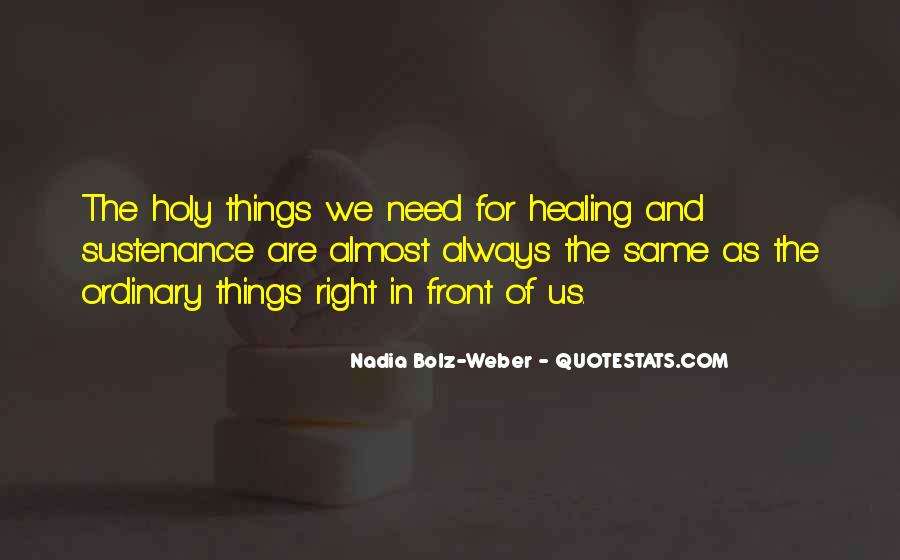Quotes About Nadia #409110