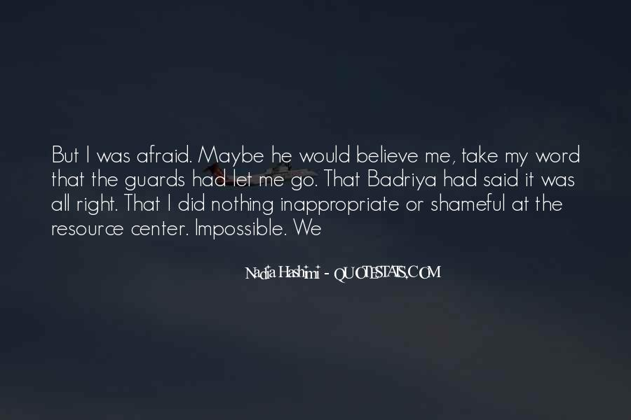 Quotes About Nadia #504629