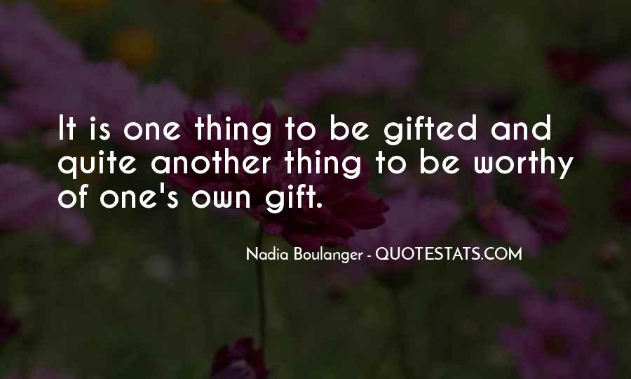 Quotes About Nadia #533159