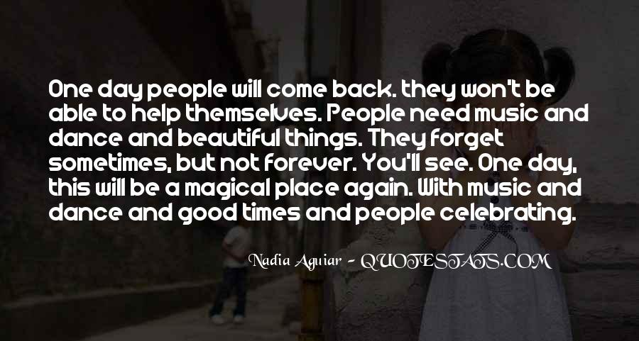 Quotes About Nadia #566857