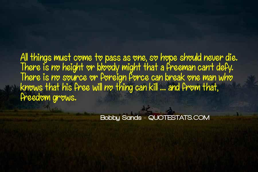 All Things Will Pass Quotes #1138270