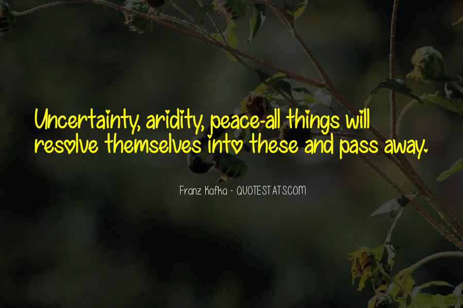 All Things Will Pass Quotes #402106