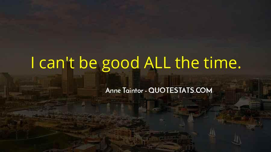 All Time Good Quotes #169168