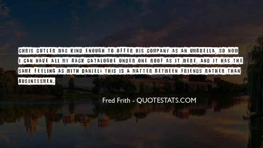All Under One Roof Quotes #1011155