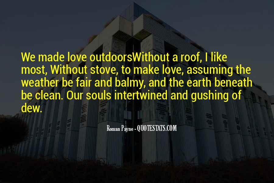 All Under One Roof Quotes #68290