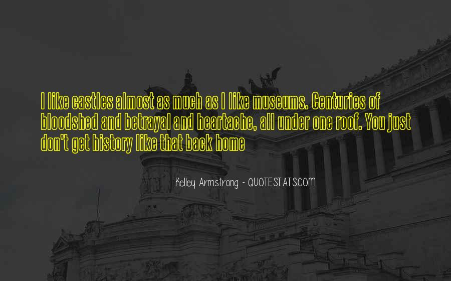 All Under One Roof Quotes #831910