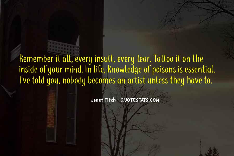 All You Have Quotes #12142