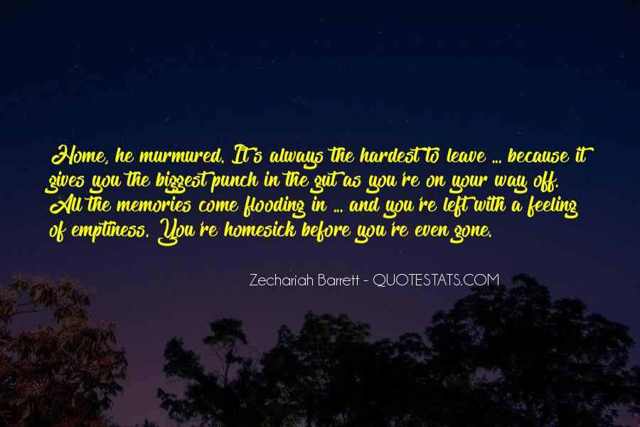 All Your Memories Quotes #1852592