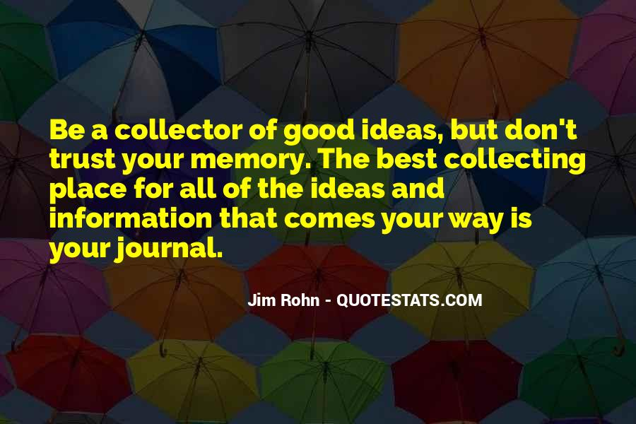 All Your Memories Quotes #545314