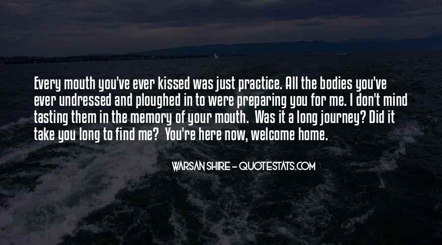 All Your Memories Quotes #626199