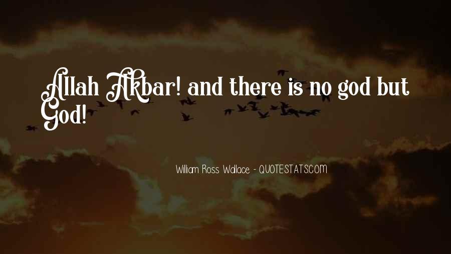 Allah O Akbar Quotes #1333744